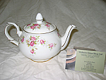 Duchess China June Bouquet - Teapot Medium 4 cup