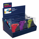 Cooks Blowtorch from the Kitchen Craft Colour Works Collection