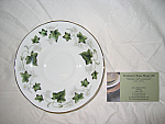 Duchess China Ivy - Breakfast Saucer 15cm