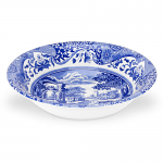Spode Blue Italian - Cereal Bowl 8 inch