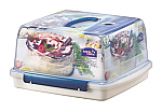 Lock & Lock Cake Box Square 12.6ltr including Tray