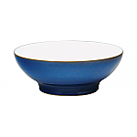 Denby Imperial Blue Medium Serving Bowl