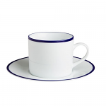 Fairmont & Main - Canteen Teacup & Saucer
