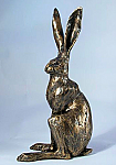 Frith Sculpture - Sitting Hare - Medium