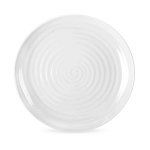 Portmeirion Sophie Conran White Round Coupe Buffet Plate 22cm
