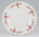 Duchess China June Bouquet - Luncheon Plate 24cm