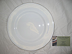 Duchess China Gold Edge - Luncheon Plate 24cm